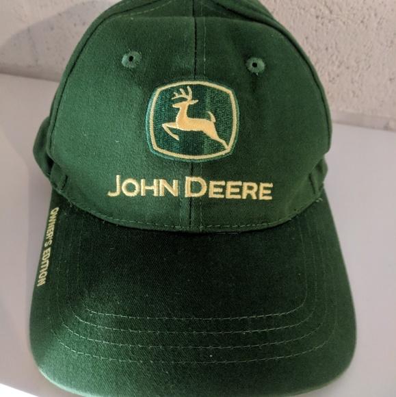 9cf67ba74ffada John Deere Accessories | Cap | Poshmark